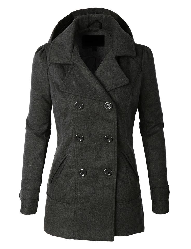 17 Best ideas about Jacket With Hoodie on Pinterest | Women's ...