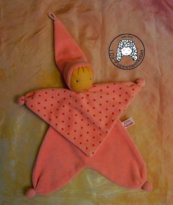 I.Da - Puppen : Nickistoffpuppen