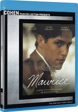 Maurice (1987) - 30th anniversary Blu-ray from the Cohen Film Collection/Cohen Media Group. Made 18 years before Brokeback Mountain, and in some ways braver and bolder. High Definition digital copies available on iTunes, and Amazon.com. Starring Hugh Grant, James Wilby, and Rupert Graves.