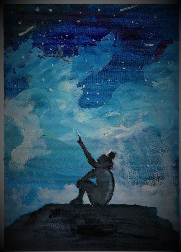 Look At The Stars,look how they shine for you. by MagdalenaaM.deviantart.com on @DeviantArt