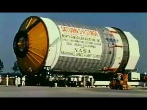 "Saturn V 2nd Stage S-II-T Testing: ""Saturn II-T at Stennis ..."