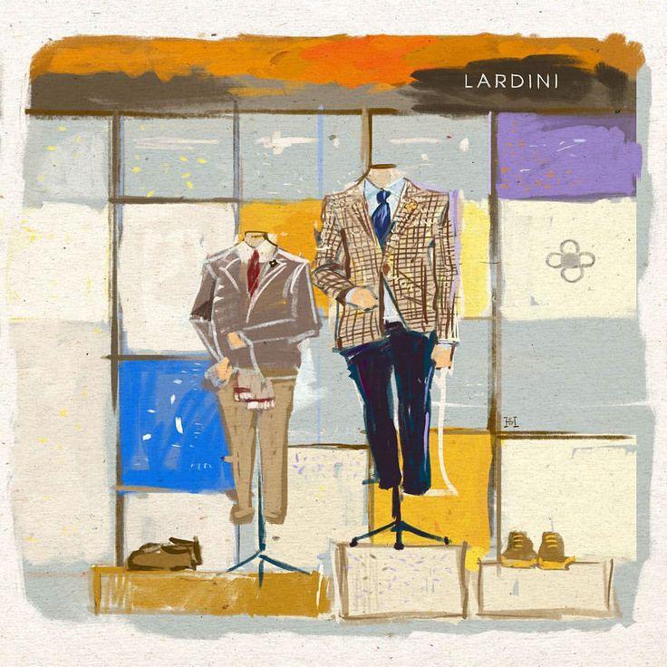 """내 @Behance 프로젝트 살펴보기: """"LARDINI"""" https://www.behance.net/gallery/35976585/LARDINI"""