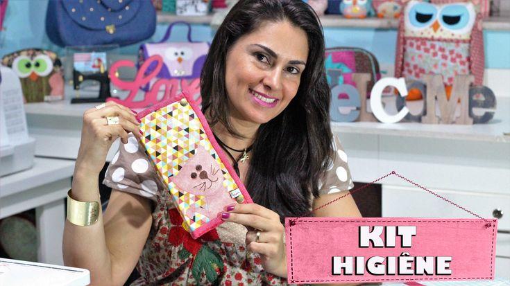 No vídeo de hoje, vamos fazer o passo a passo desse lindo Kit Higienico! Todos…