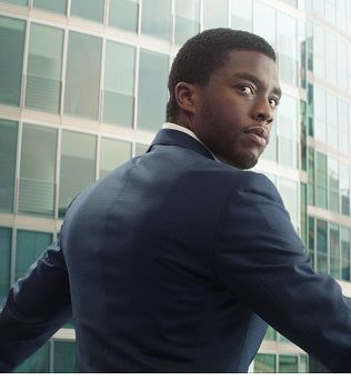 """Chadwick Boseman, T¹Challa/Black Panther from """"Captain America: Civil War,"""" Premieres a First-Ever Revealed Clip at Comic-Con!"""