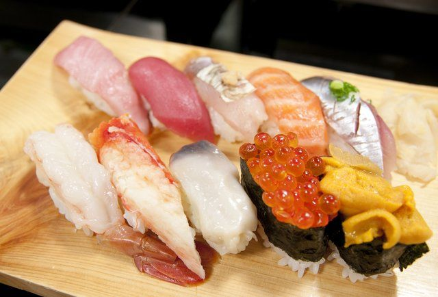 The Valley's 10 Best Sushi Lunch Deals