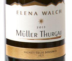 Muller Thurgau, Elena Walch - Trentino Alto Adige | Marzo 2014