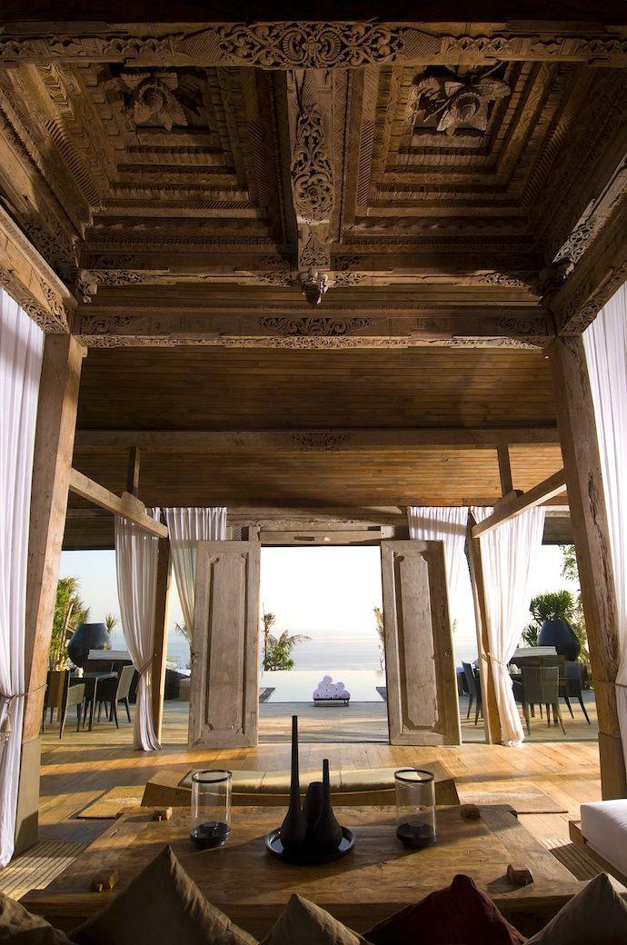 Khayangan Estates, Bali, Indonesia - a wonderful ethnic home #joglo: