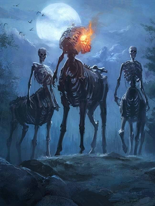 Photo of Undead Centaurs