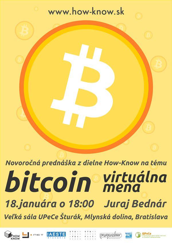 #poster #bitcoin on Behance #marekmartancik