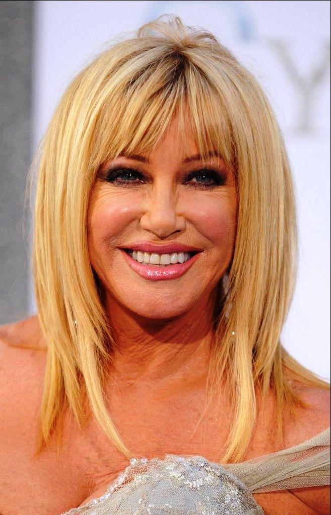 2014 medium hair styles for women over 40 medium