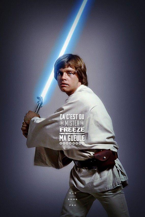J'en ai rien affiche - Star Wars #01
