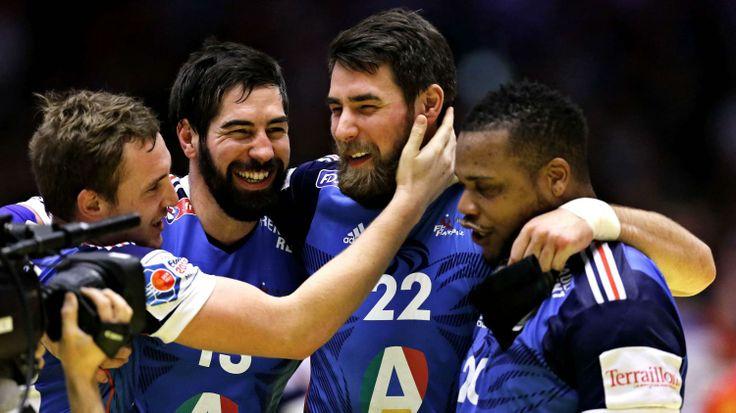 equipe de france handball 2014. Championne d'Europe ! Again...