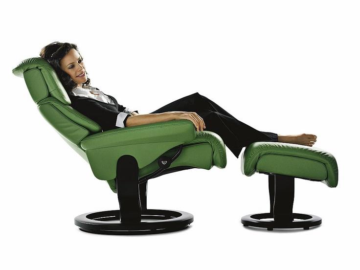 stressless spirit recliner chair size recliner w 96 h 101 d 82 stool w 57 h 44 d 50 seat. Black Bedroom Furniture Sets. Home Design Ideas