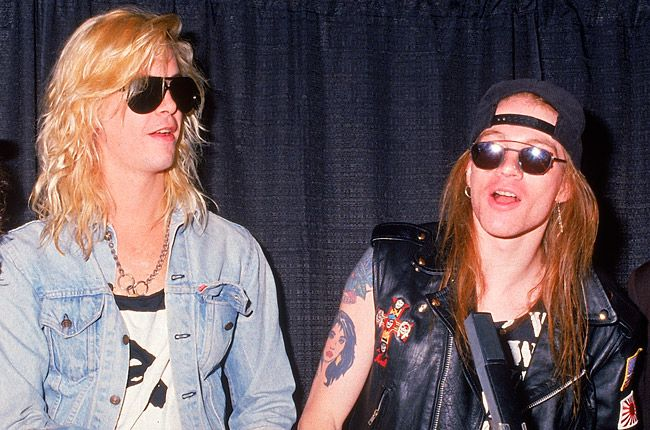 Duff McKagan Reuniting With Guns N' Roses to 'Help Axl Out,' Says Tommy Stinson | Billboard