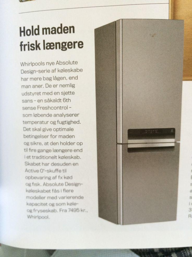 Hygiejne i køleskabe