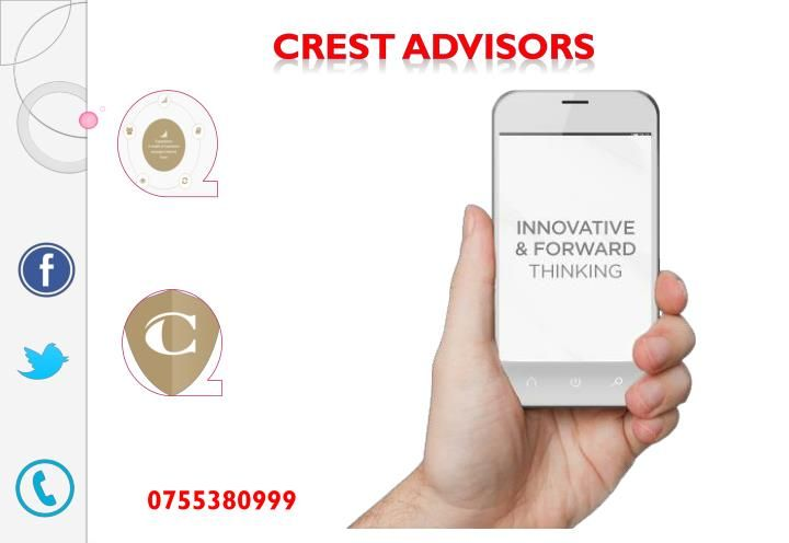 We're an experienced firm of specialist mortgage brokers assisting individuals, families and businesses across Australia. Crest Lending specialise in all areas of finance and lending.  http://crestadvisors.com.au/