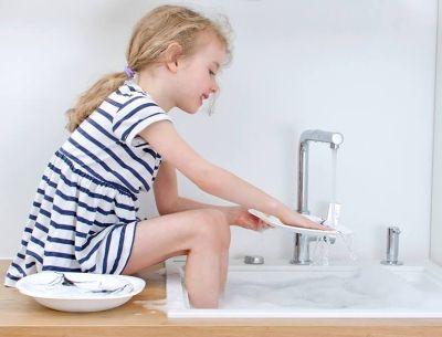 Κάνε τις καθημερινές δουλειές στο σπίτι μαζί με το παιδί σου!