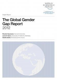 The Global Gender Gap Report 2012