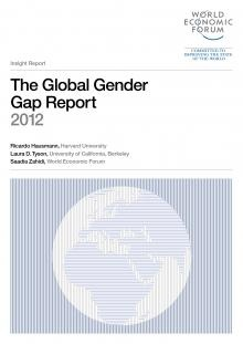 The Global Gender Gap Report 2012