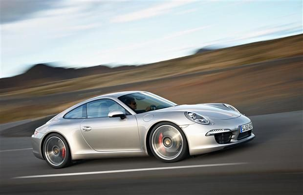 2012 Porsche 911 Carrera S... one day!