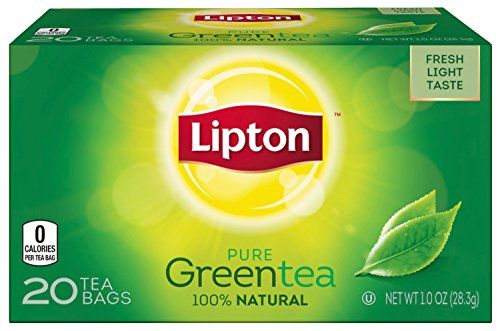 Lipton Green Tea, Pure 20 ct (Pack of 6) ** To view further for this item, visit the image link.