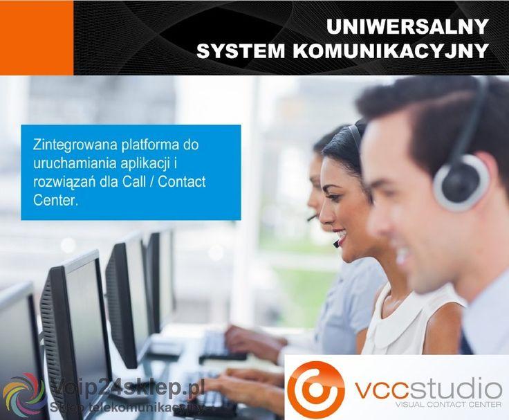 System dla Call / Contact Center VCC Studio