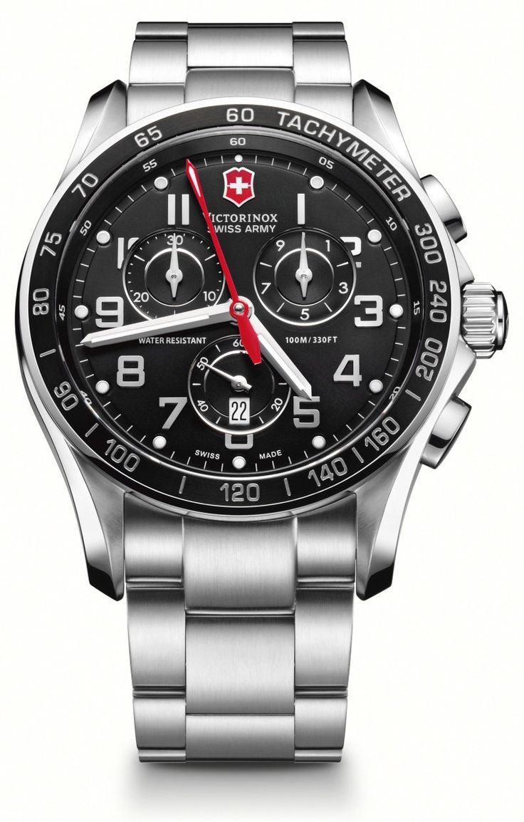 Victorinox Swiss Army Chrono Classic Mens Watch This is the one Steven has I do believe