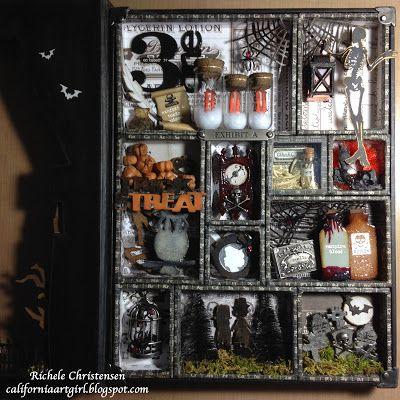 Richele Christensen: Halloween Configuration Book Part 15