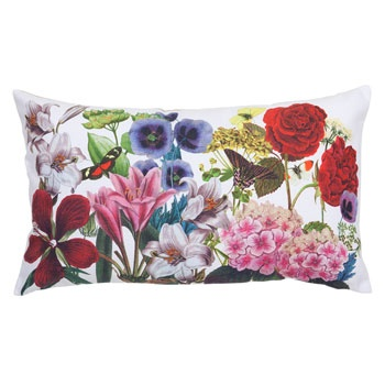 Hortensias Cushion