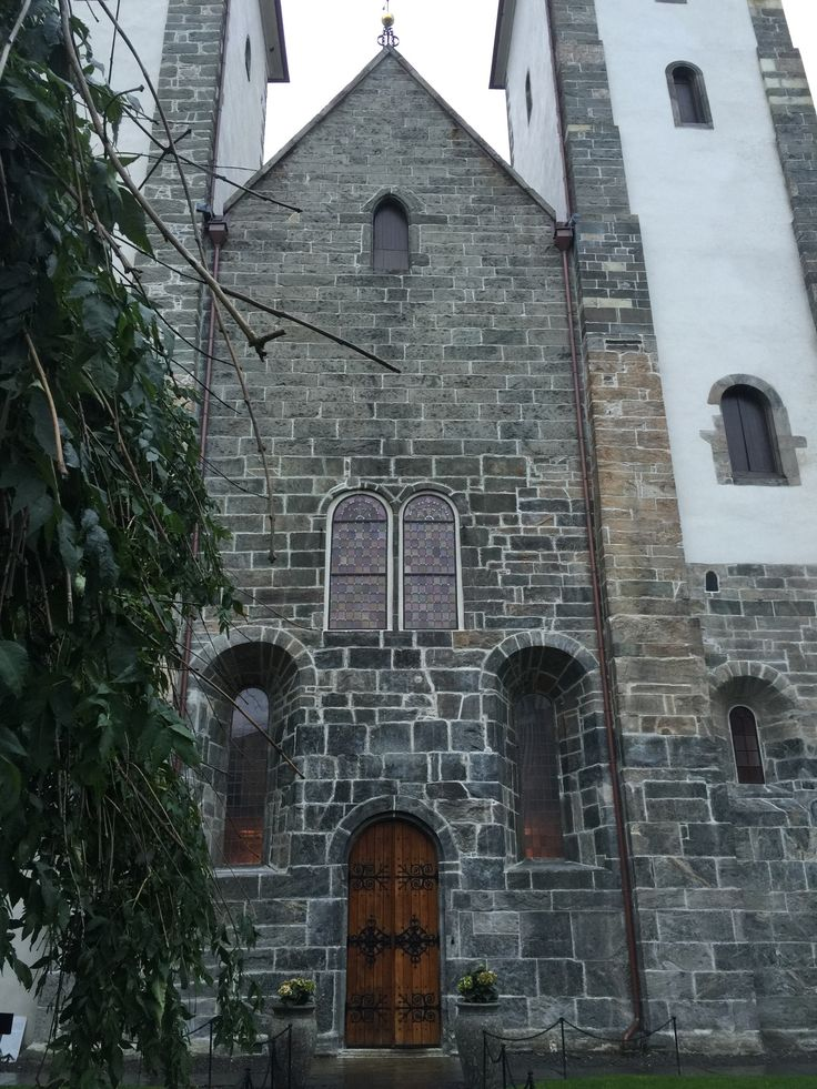 Mariakirken i Bergen, Hordaland