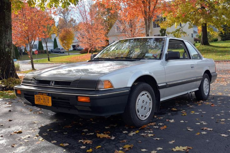 1984 Honda Prelude: Wallet Friendly - http://barnfinds.com/1984-honda-prelude-wallet-friendly/