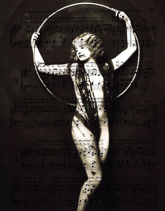 @Mike Farmer  Music LoverHula Hoop.Print.Gift. by studioflowerpower on Etsy, $8.50