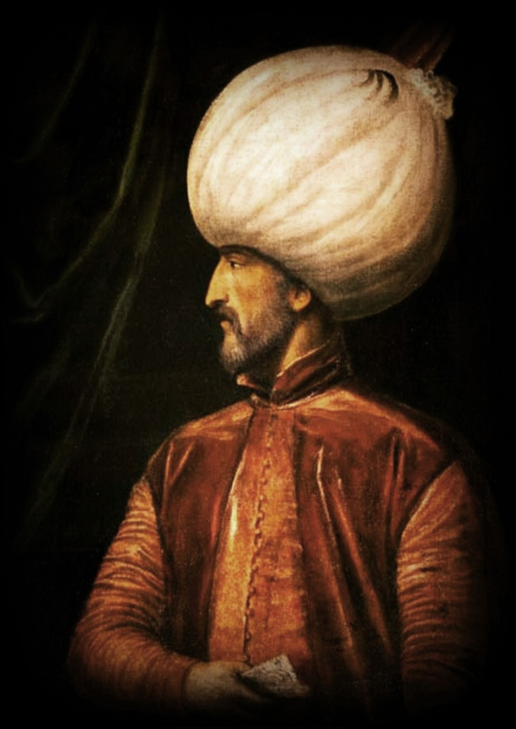 Sultan Suleyman the Magnificent (Kanuni Sultan Süleyman)