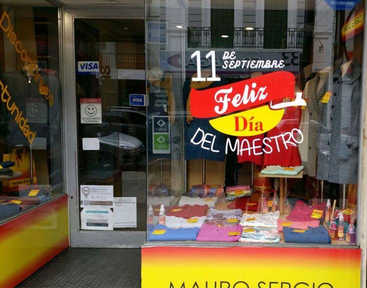 Calcos Día del Maestro - Septiembre 2016 - para Mauro Sergio Ramos Mejía
