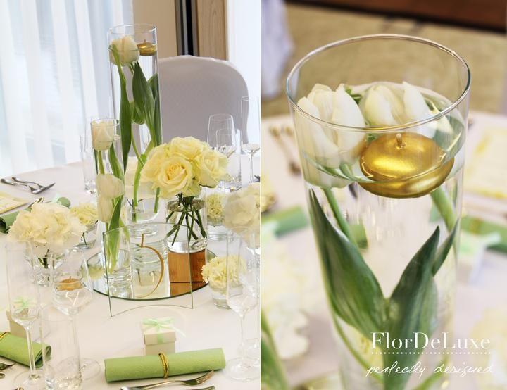 Elegantná oslava narodenín v bielo-zlato-mentolových odtieňoch spestrené úžasnými rybičkami - Album užívateľky flordeluxe | Mojasvadba.sk