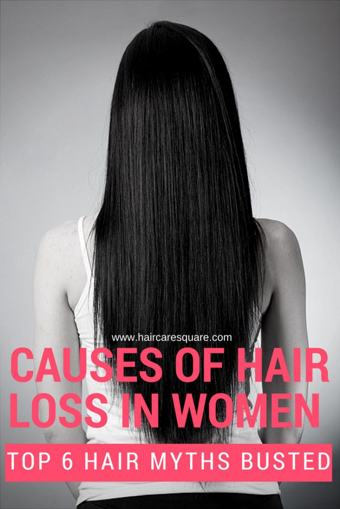 Causes of Hair Loss in Women :TOP 6 HAIR MYTHS BUSTED  Did you know that hair loss is actually a problem not only of men but also women? And that you don't necessarily get it automatically from your dad or your mom or even your granddad or grandma. In fact, there are a lot of myths and misconceptions like these that people actually believe about hair loss in women. Many of these have defined the way most of us look at female hair loss as nothing less than a sign of a serious disease. Well…
