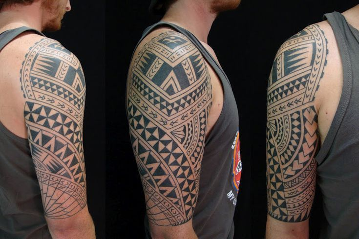 Best 25+ Maori Warrior Tattoo Designs Images On Pinterest