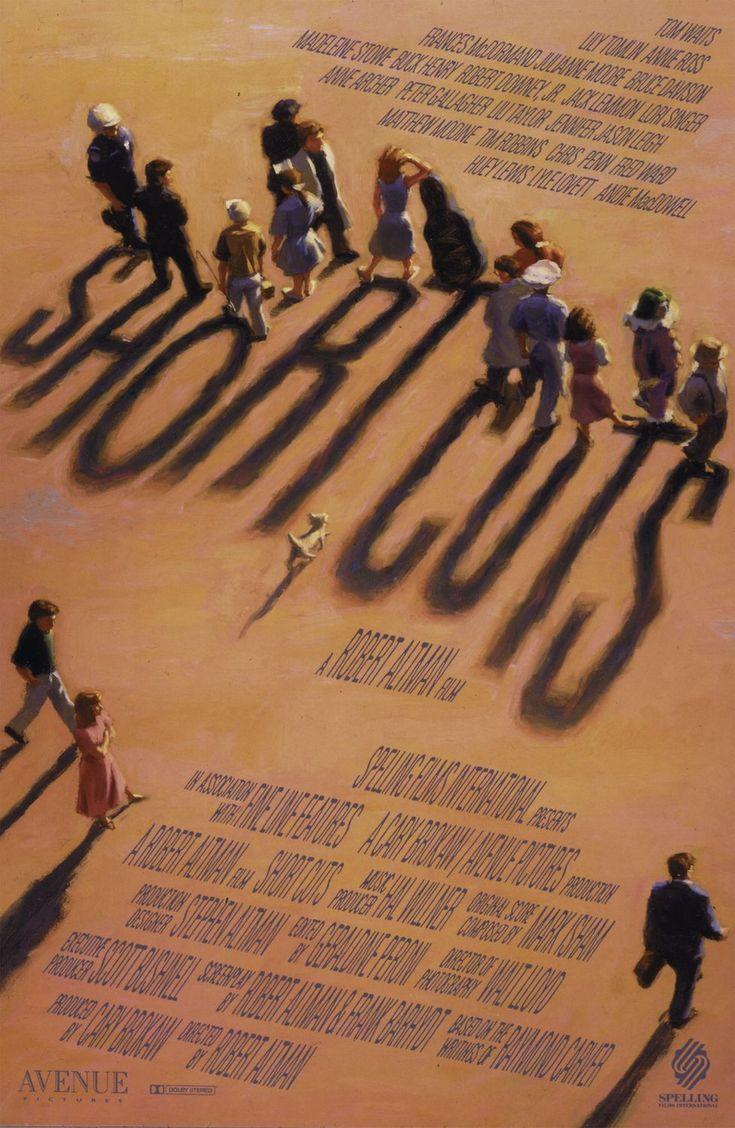 Short Cuts (Robert Altman 1993) Poster by Kaiser Creative