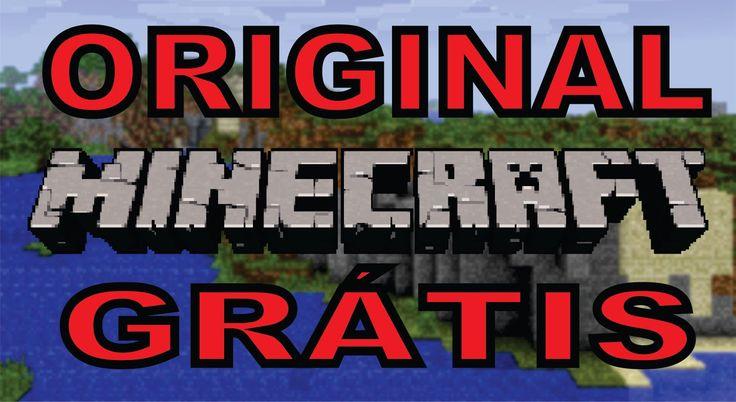 Como Baixar Minecraft Original de GRAÇA - Contas Grátis Simples e Rápido