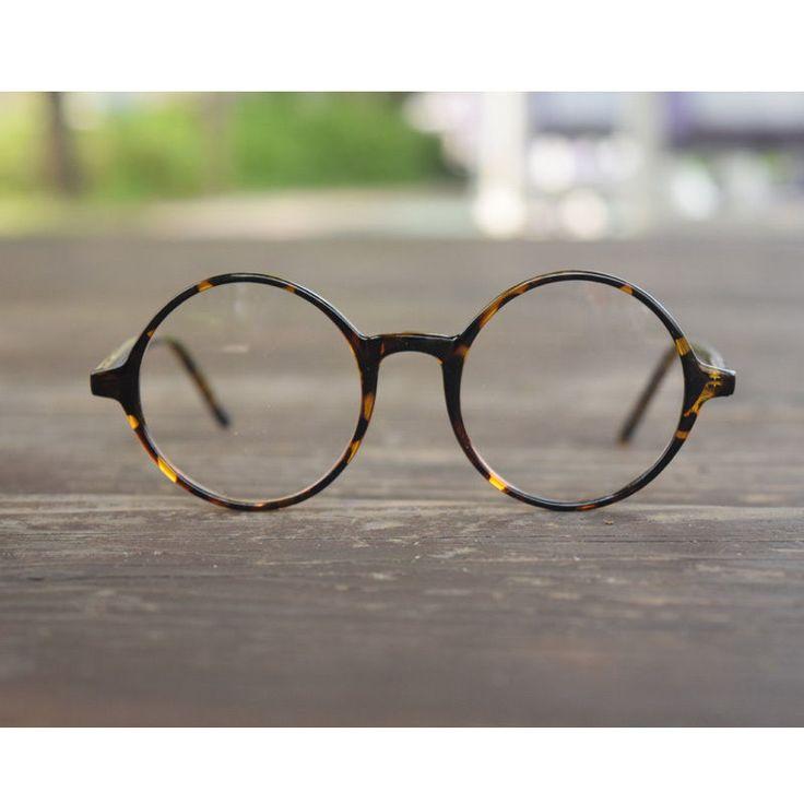 1920s Vintage Oliver Retro petites lunettes rondes 19R0 TGS Mode Cadres Lunettes