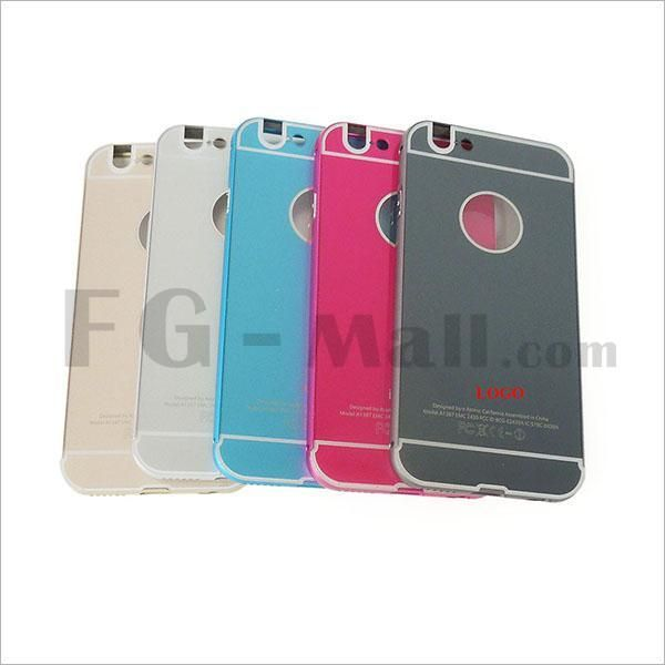 New Bling Rose Protective Cases for iPhone 6 4.7 inch PC Hard Back Cover for Apple - Rose - FG-Mall.com