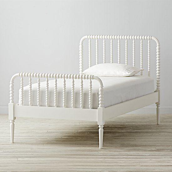 Jenny Lind Kids Bed (White)   The Land of Nod