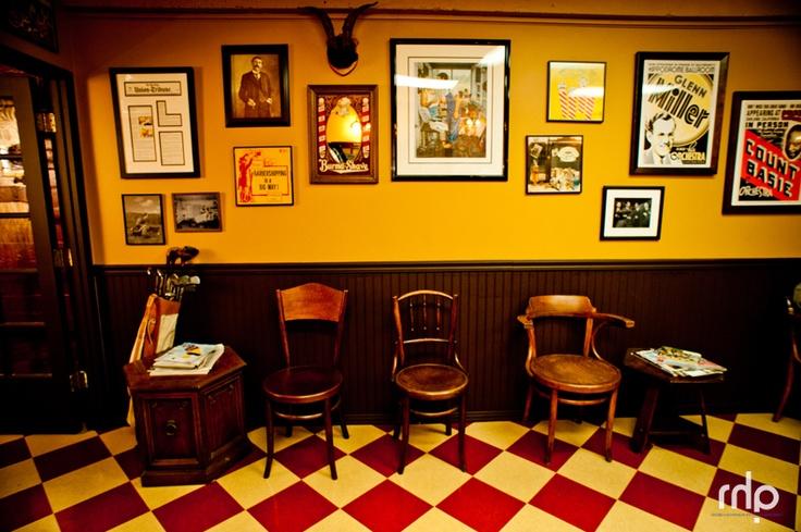 The King's Club Barber Shop-Dana Point, CA. Rob Hammer Photography
