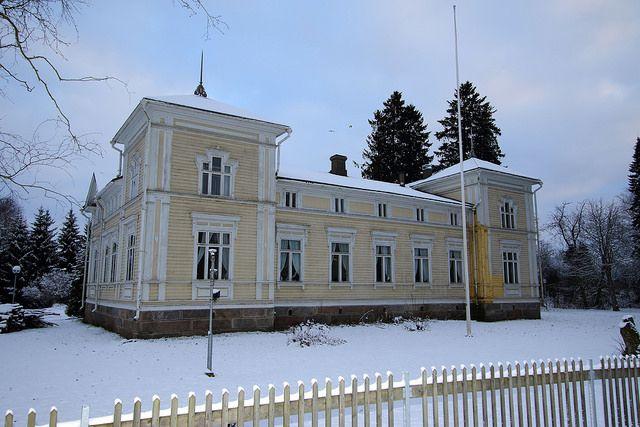 Vanha talo, Ilmajoki