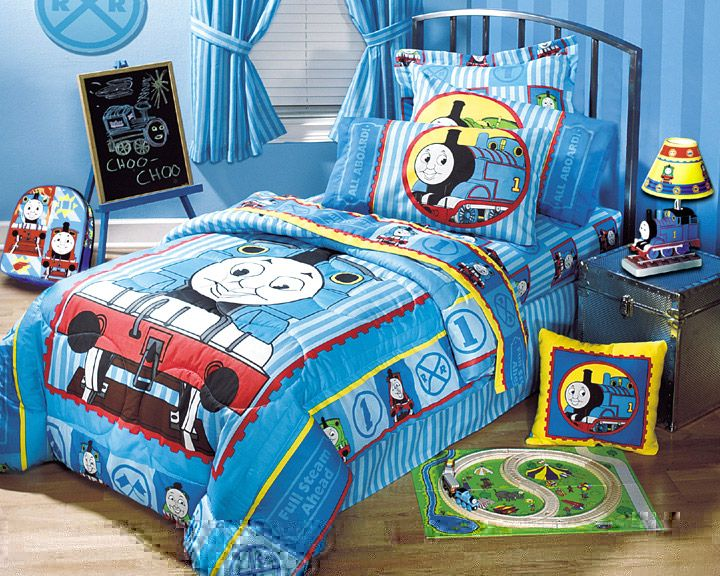 68 Best Thomas The Tank Engine Bedroom Images On Pinterest Kid Bedrooms Room Kids And Baby Rooms