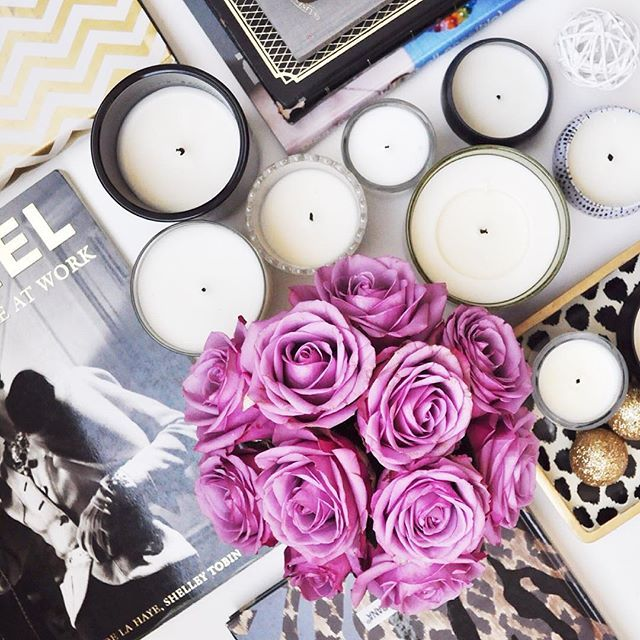 There's no such thing as too many VOLUSPA candles<3 {@wellboxed}