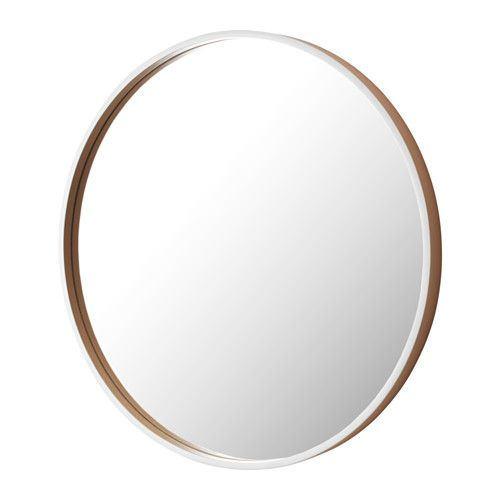 IKEA - SKOGSVÅG, Mirror, , Provided with safety film - reduces damage if glass is broken.Can be used in high humidity areas.