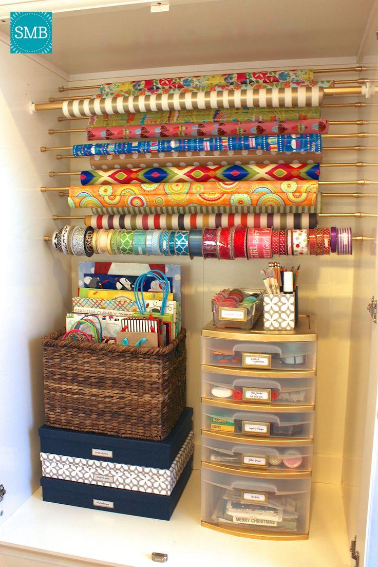Best 25 Gift Bag Storage Ideas On Pinterest Gift Wrap Storage