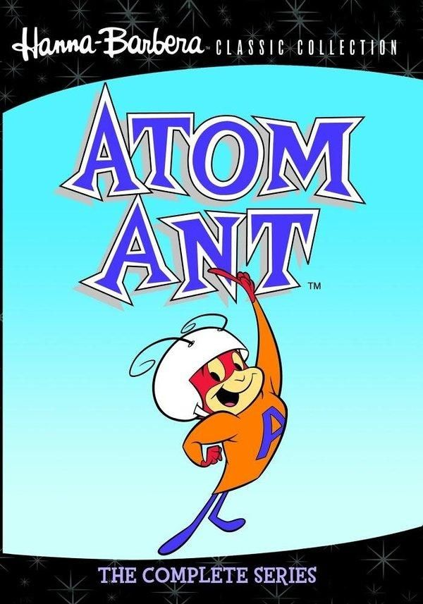 The Atom Ant Show (TV Series 1965–1968)