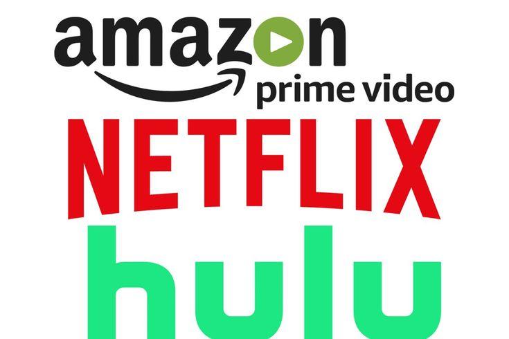 Amazon prime hulu and netflix the big three streaming